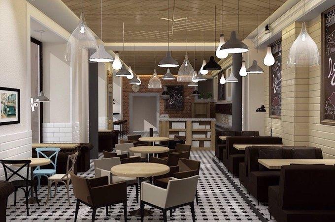 На месте Coffeeshop Company наМалой Садовой откроется новая кофейня . Изображение № 1.
