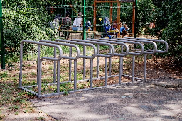Новости парков: Артхаус в саду Баумана, велопарковки в «Кузьминках» и Wi-Fi почти везде. Изображение №6.