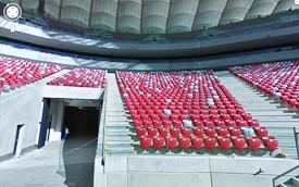 Google устроил виртуальные экскурсии по стадионам Евро-2012. Зображення № 5.