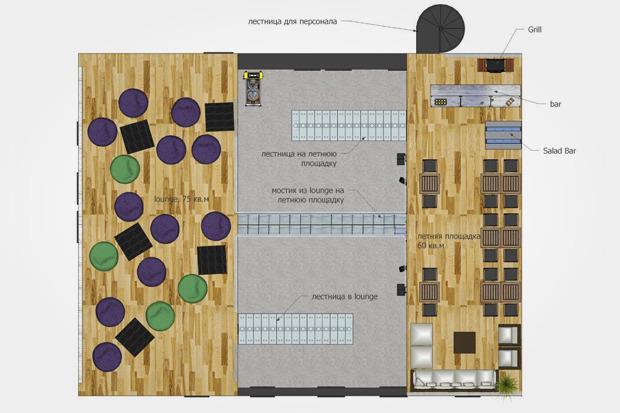 Resto Camp: Загородный ресторан, бар времен сухого закона и лофт в центре. Зображення № 7.