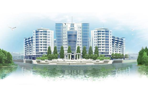 Проект жилого и офисного комплекса напротив завода «Бавария» . Изображение № 4.