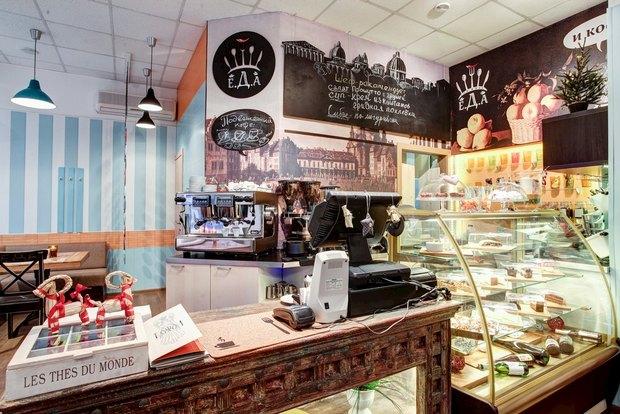 Напротив финского консульства открылось кафе «Е.Д.Аикофе». Изображение № 1.