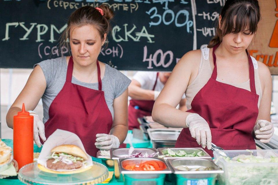 Как прошёл юбилейный Городской маркет еды. Изображение № 34.
