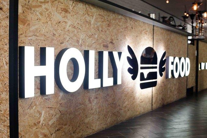 На «Третьяковской» открылось кафе Holly Food by Bryan. Изображение № 4.