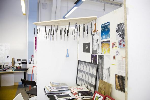 Изображение 21. Новое Место: Британская высшая школа дизайна.. Изображение № 20.