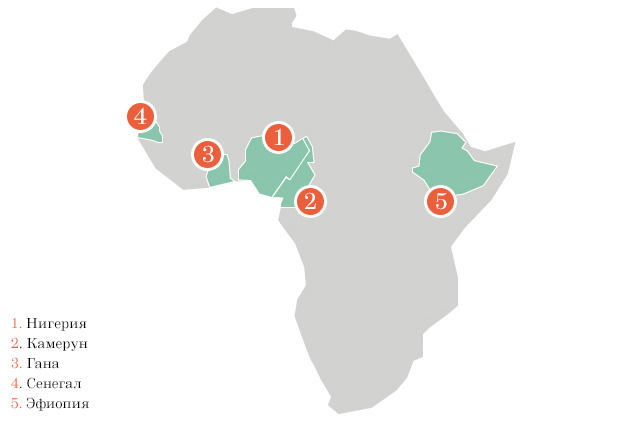 Лига наций: Африканцы в Петербурге. Изображение № 11.