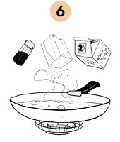 Рецепты шефов: Картофельные ньокки с пармезаном на креме из тыквы. Изображение № 9.