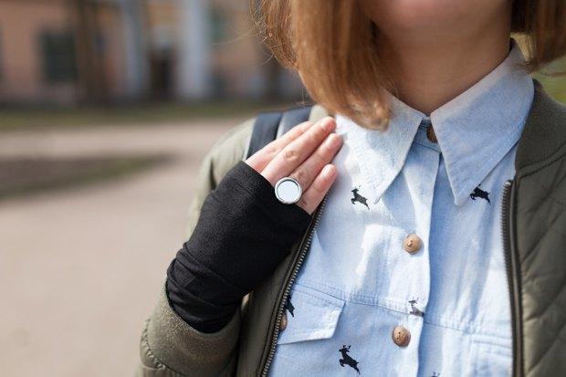 Марина Колбакова, совладелица магазина одежды «Мыльная Белка». Изображение № 11.
