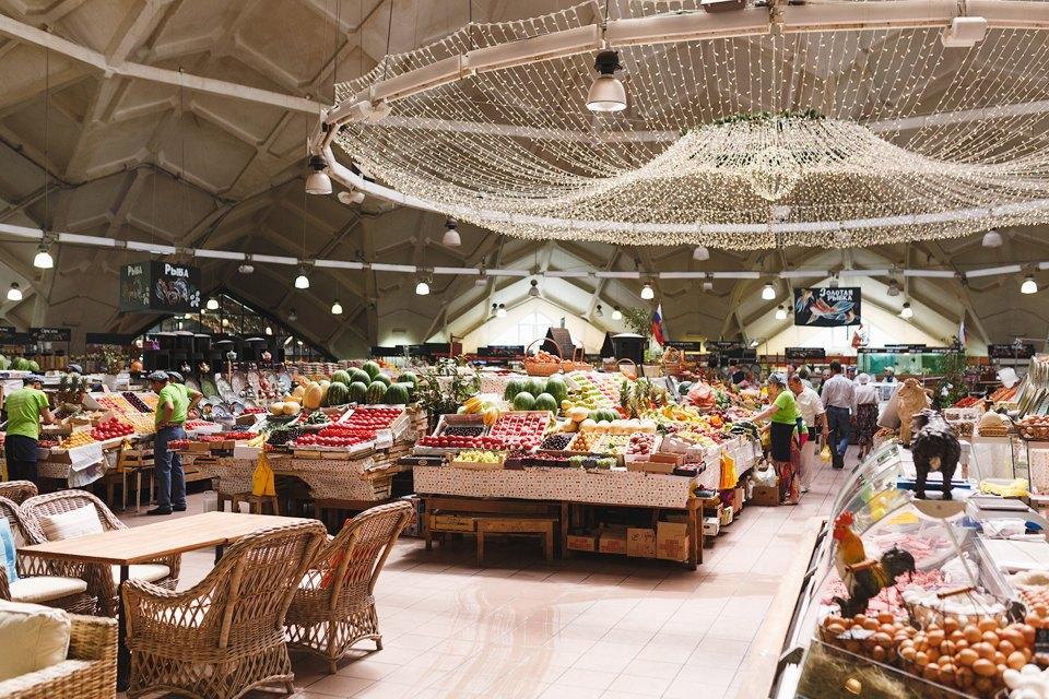 Директор Даниловского рынка Максим Попов: «Рынок за 50 миллионов долларов — дорогое удовольствие». Изображение № 25.