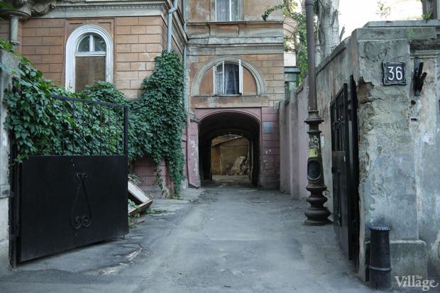 По ту сторону: Прогулка по одесским дворикам. Зображення № 18.