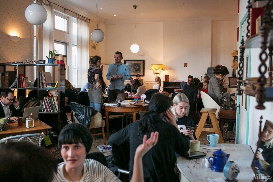 Посетители лондонского «Циферблата» . Изображение № 3.