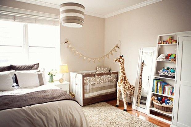 Новорожденный в однокомнатной квартире фото