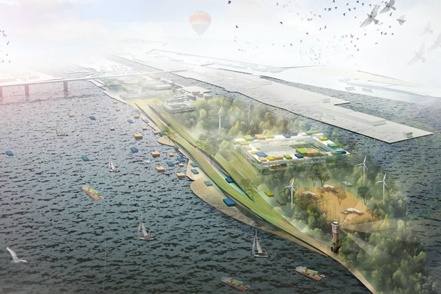 Как осваивать Канонерку: 4проекта острова. Изображение № 2.