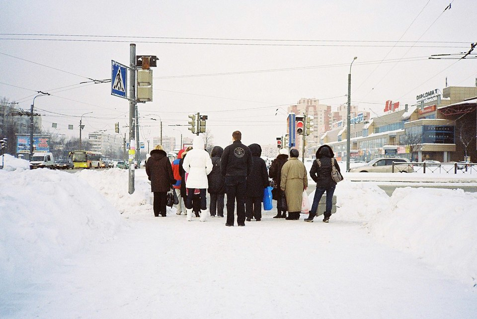 На районе: Фрунзенский глазами Александра Бондаря. Изображение № 4.