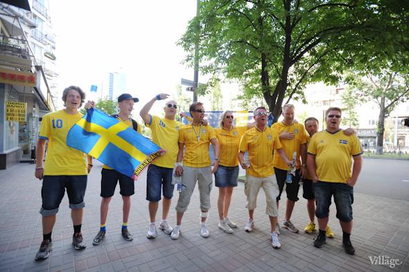 По домам: Шведы прощаются с Киевом. Зображення № 3.