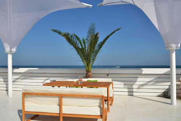 Новые места (Одесса): 5 ресторанов, баров и пляжных клубов. Зображення № 31.