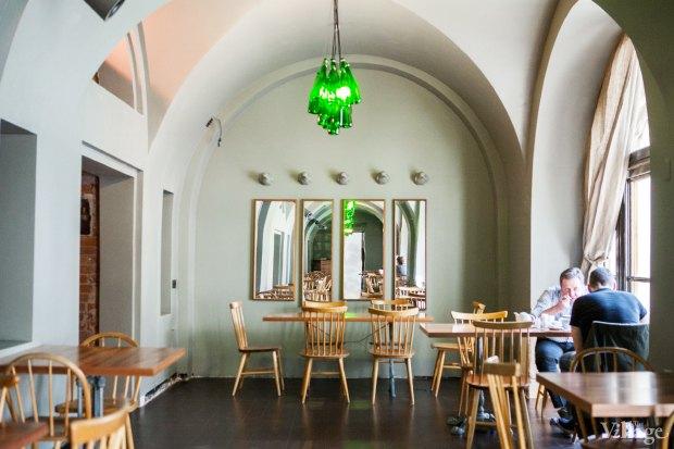 Новое место: Бар и ресторан George Best —закрылся. Изображение № 15.