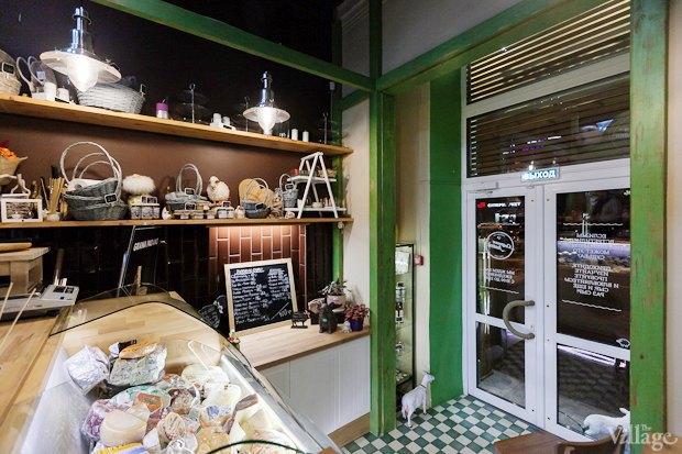 Новое место: Магазин «Сырная лавка» . Изображение № 6.