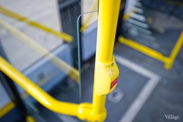 В Киеве запустили сто новых автобусов и троллейбусов. Изображение № 11.