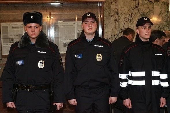 Изображение 3. В Москве представили новую форму полицейских.. Изображение № 3.