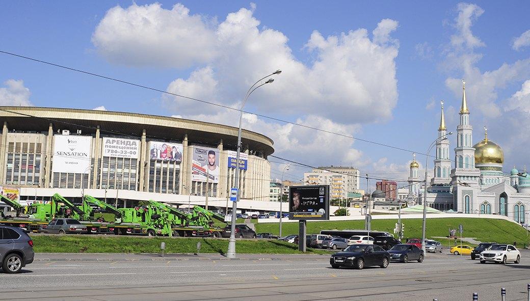 Спортивный комплекс «Олимпийский». Изображение № 43.