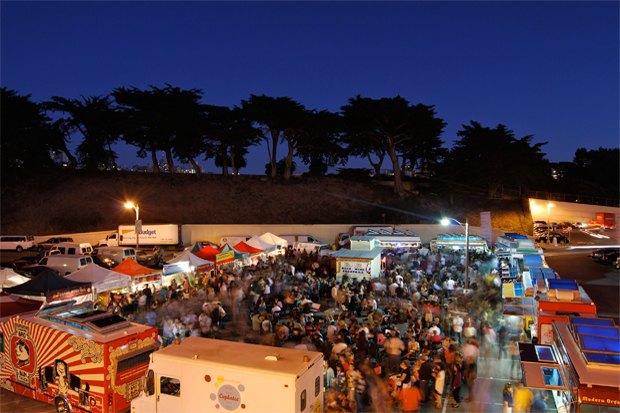 Как фестиваль фургонов с едой помогает выжить мобильным кафе в Сан-Франциско. Изображение № 15.