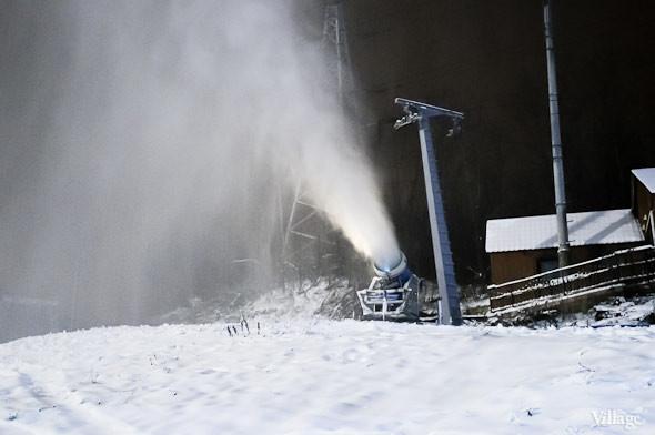 В Киеве заработал горнолыжный комплекс «Протасов Яр». Изображение № 4.