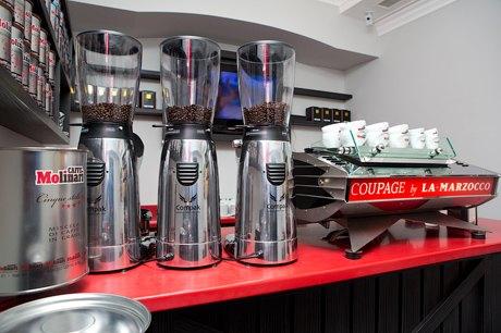 На Пушкинской открылся чайно-кофейный бутик Coupage. Зображення № 8.