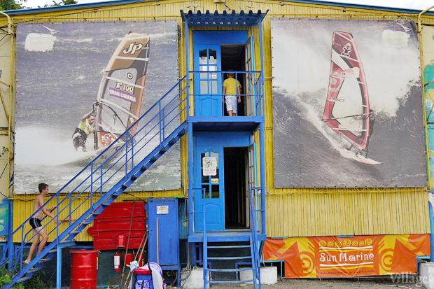 На воде: Виндсёрфинг, вейкбординг и дайвинг в Одессе. Зображення № 23.