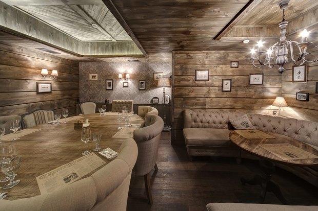 На месте Cafe Provence откроется ресторан Steak Story. Изображение № 2.
