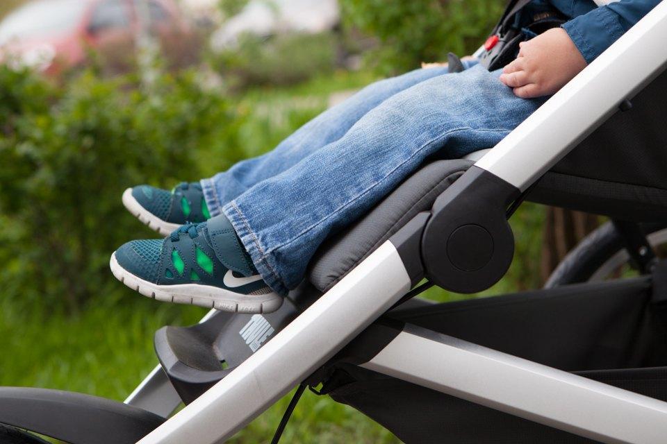 Беги, мама, беги: Тест-драйв детских колясок для бега. Изображение № 16.