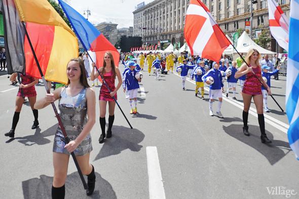 Первые эмоции: Что иностранные болельщики думают о Киеве. Зображення № 13.