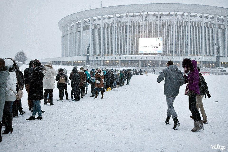 Люди в городе: Посетители концерта Lady Gaga в Москве и Петербурге. Изображение № 7.