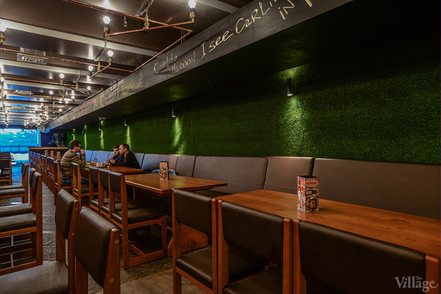 Новое место (Киев): Чураско-бар Pivbar Beer & Beef. Зображення № 3.