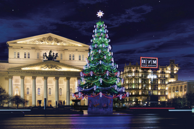Великие луки: Как украсят Москву к Новому году. Изображение № 53.