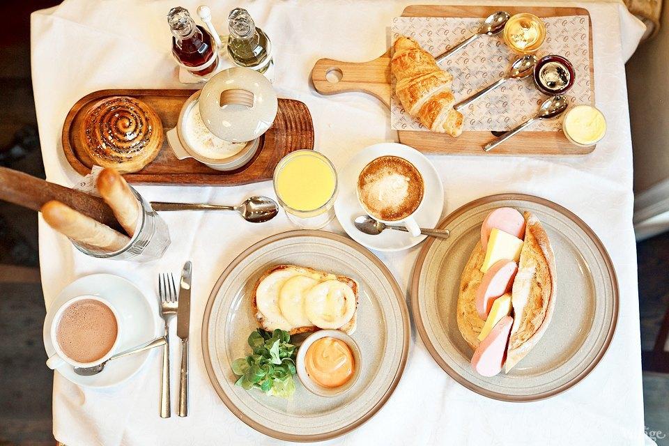 Пока ты спал: Ранние завтраки в Петербурге. Изображение № 13.
