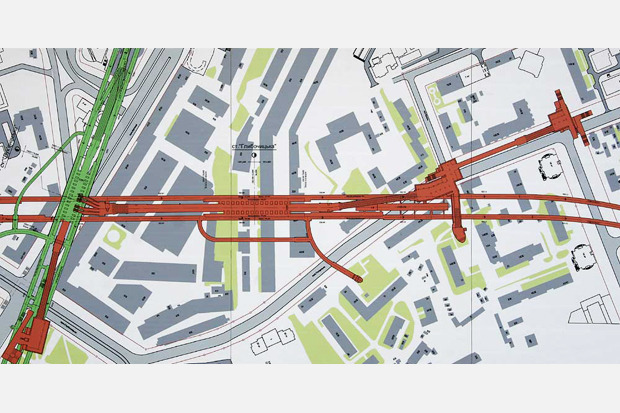 Четвёртая линия: Все проекты метро на Троещину. Зображення № 17.