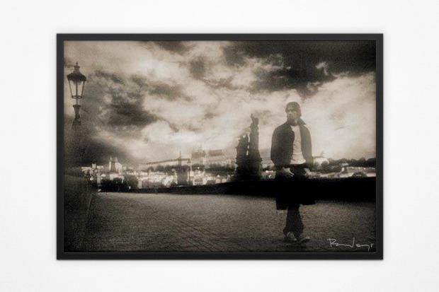 Карлов мост, Прага, 2002. Изображение № 3.