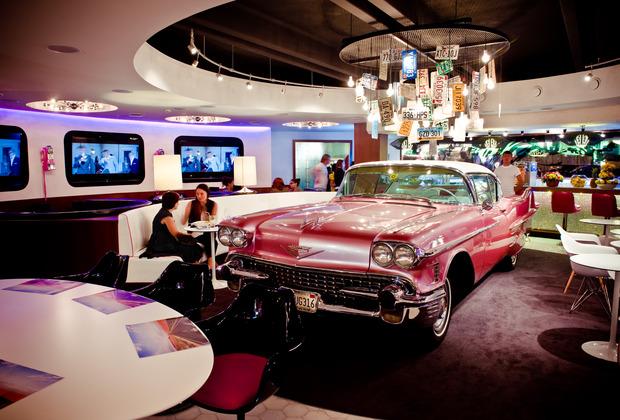 На Большой Грузинской открылся ресторан The Pink Cadillac. Изображение №1.