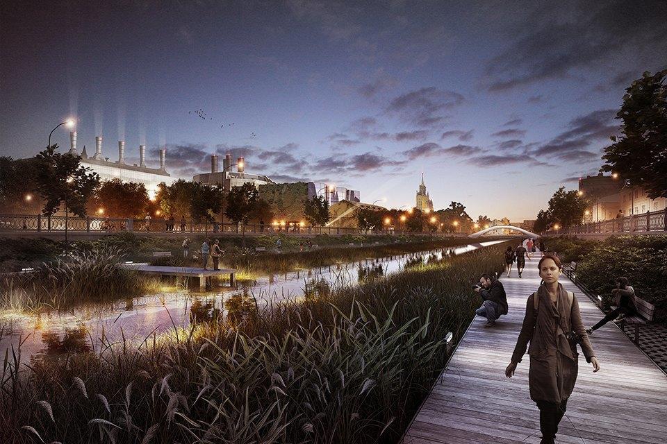 Какой будет Москва в 2035 году: 5главных городских проектов. Изображение № 7.