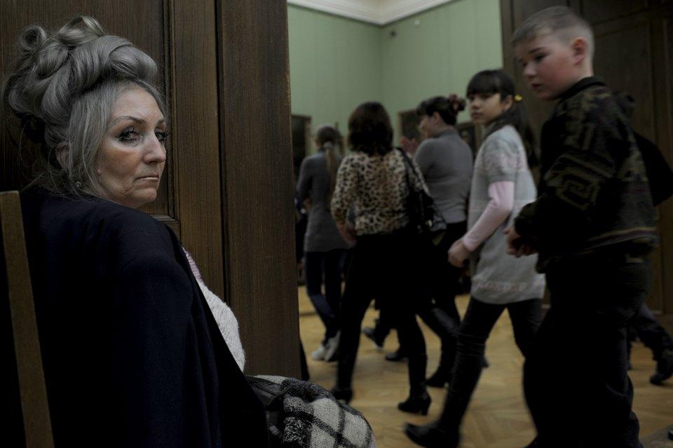 Камера наблюдения: Москва глазами Натальи Львовой. Изображение №13.