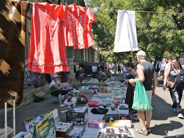 Рыночные отношения: Что продают на Староконке (Одесса). Изображение № 16.