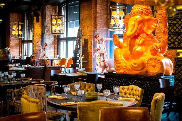 Александр Раппопорт открыл ресторан Black Thai. Изображение № 5.