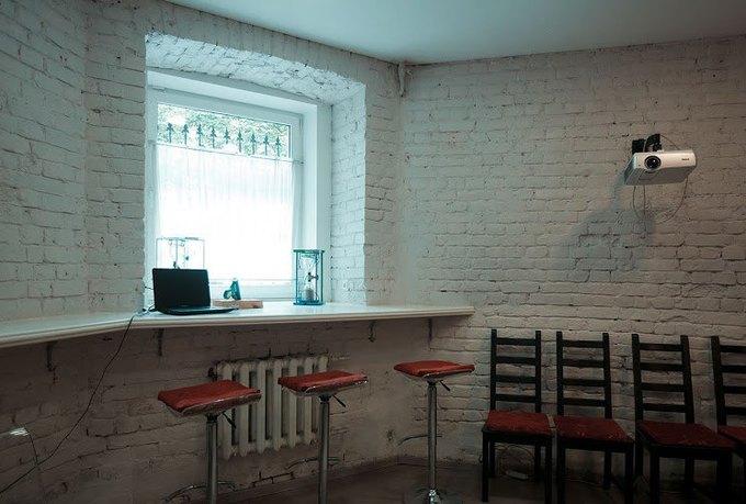В«Доме Бенуа» открылся кофе-бар Impress. Изображение № 2.