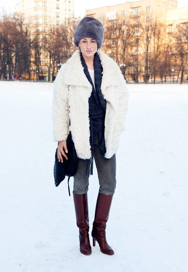 Внешний вид: Юлия Сталева, стилист. Изображение № 1.