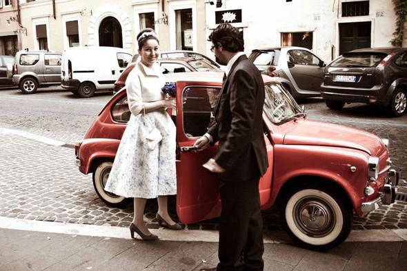 Сезонное предложение: 4 современные свадьбы. Изображение № 45.