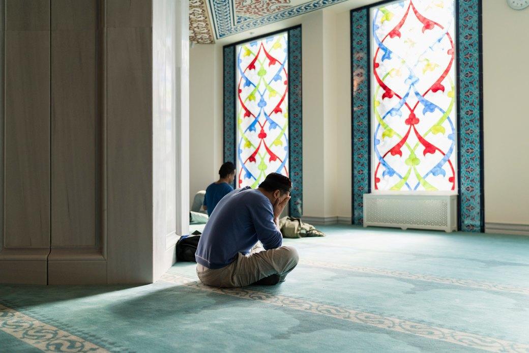 80-метровые минареты иместо для 10тысяч верующих — как выглядит Московская Соборная мечеть. Изображение № 8.