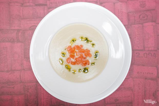 Крем-суп из топинамбура — 340 рублей. Изображение № 26.