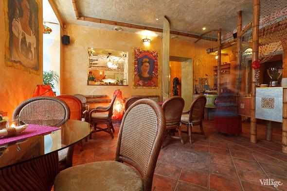 Новое место (Петербург): Вегетарианская кофейня «Фрида». Изображение № 13.