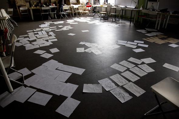 Изображение 33. Новое Место: Британская высшая школа дизайна.. Изображение № 32.